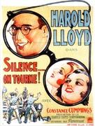 Movie Crazy - Belgian Movie Poster (xs thumbnail)