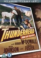 Thunderhead - Son of Flicka - British DVD cover (xs thumbnail)