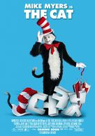The Cat in the Hat - South Korean Movie Poster (xs thumbnail)