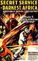 Secret Service in Darkest Africa - Movie Poster (xs thumbnail)