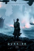 Dunkirk - Brazilian Movie Poster (xs thumbnail)