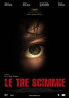Uc maymun - Italian Movie Poster (xs thumbnail)