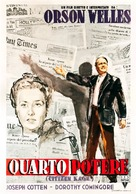 Citizen Kane - Italian Movie Poster (xs thumbnail)