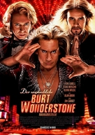 The Incredible Burt Wonderstone - German Movie Poster (xs thumbnail)