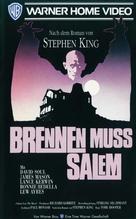 Salem - German VHS cover (xs thumbnail)