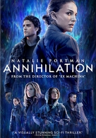 Annihilation - Movie Cover (xs thumbnail)