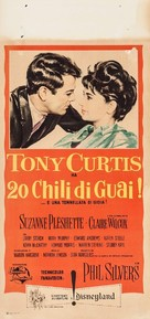 40 Pounds of Trouble - Italian Movie Poster (xs thumbnail)