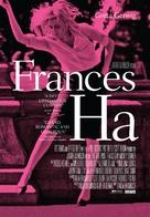 Frances Ha - Canadian Movie Poster (xs thumbnail)