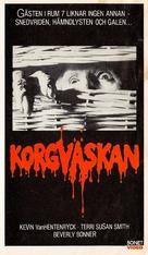 Basket Case - Swedish VHS movie cover (xs thumbnail)
