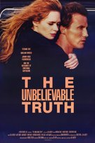 The Unbelievable Truth - Movie Poster (xs thumbnail)