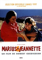 Marius et Jeannette - French poster (xs thumbnail)