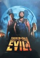 Tucker and Dale vs Evil - German Blu-Ray movie cover (xs thumbnail)