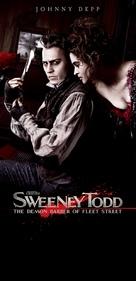 Sweeney Todd: The Demon Barber of Fleet Street - Movie Poster (xs thumbnail)