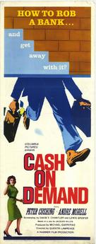 Cash on Demand - Movie Poster (xs thumbnail)