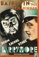 Rasputin and the Empress - Swedish Movie Poster (xs thumbnail)