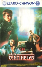 Dangerously Close - Spanish VHS cover (xs thumbnail)