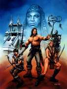 Conan The Barbarian - Key art (xs thumbnail)