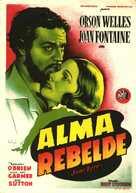 Jane Eyre - Spanish Movie Poster (xs thumbnail)