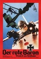 Von Richthofen and Brown - German Movie Poster (xs thumbnail)