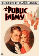 The Public Enemy - DVD cover (xs thumbnail)