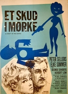 A Shot in the Dark - Danish Movie Poster (xs thumbnail)
