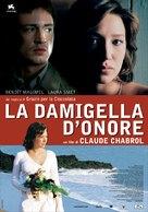 Demoiselle d'honneur, La - Italian Movie Poster (xs thumbnail)
