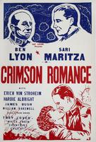 Crimson Romance - Movie Poster (xs thumbnail)