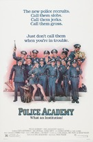 Police Academy - Movie Poster (xs thumbnail)