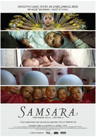 Samsara - Danish Movie Poster (xs thumbnail)