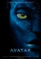 Avatar - Finnish Movie Poster (xs thumbnail)