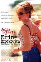 Erin Brockovich - Brazilian Movie Poster (xs thumbnail)