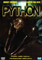 Python - Italian Movie Cover (xs thumbnail)