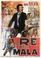 Zinksärge für die Goldjungen - Italian Movie Poster (xs thumbnail)