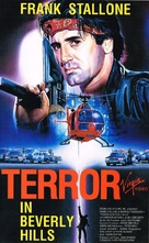 Terror in Beverly Hills - British Movie Cover (xs thumbnail)