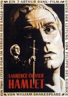 Hamlet - German Movie Poster (xs thumbnail)