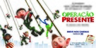 Arthur Christmas - Brazilian Movie Poster (xs thumbnail)