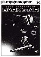Dark Star - German Movie Poster (xs thumbnail)