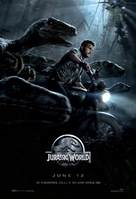 Jurassic World - Movie Poster (xs thumbnail)