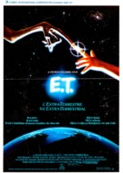 E.T.: The Extra-Terrestrial - Belgian Movie Poster (xs thumbnail)