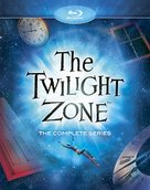 """The Twilight Zone"" - Blu-Ray movie cover (xs thumbnail)"