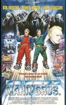 Super Mario Bros. - Finnish VHS cover (xs thumbnail)