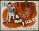 The Man I Love - Theatrical poster (xs thumbnail)
