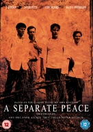 A Separate Peace - British DVD movie cover (xs thumbnail)