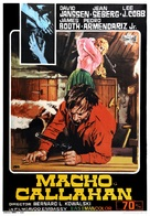 Macho Callahan - Spanish Movie Poster (xs thumbnail)