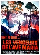 I vendicatori dell'Ave Maria - French Movie Poster (xs thumbnail)