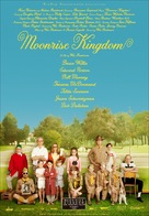 Moonrise Kingdom - Swedish Movie Poster (xs thumbnail)