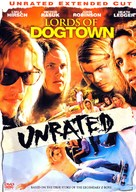 Lords Of Dogtown - DVD cover (xs thumbnail)