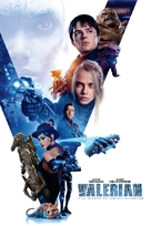 Valerian and the City of a Thousand Planets - Argentinian Movie Cover (xs thumbnail)