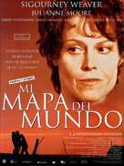 A Map of the World - Spanish Movie Poster (xs thumbnail)