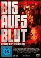 Bis aufs Blut - Brüder auf Bewährung - German Movie Cover (xs thumbnail)